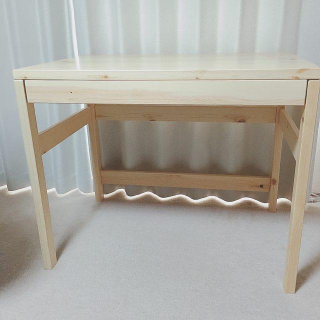 IKEA学習机 - お金をかけずにオシャレでいよう! - サンキュ!主婦ブログ 料理・節約・懸賞など主婦の口コミブログ満載