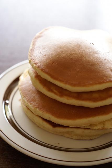 パンケーキ クックパッド