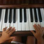 【習い事】子どもがピアノを練習しない!そんな時は練習したくなる工夫をしてみる。