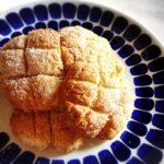 【カワイイ♪簡単おやつ】ホットケーキミックスで作る『メロンパン風ミニクッキー』。