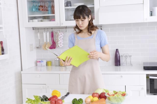 【ノート整理】料理が苦手だからなおさら!レシピノートの改善・リニューアル方法を考える。